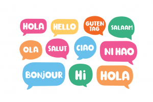 new multilingual customer